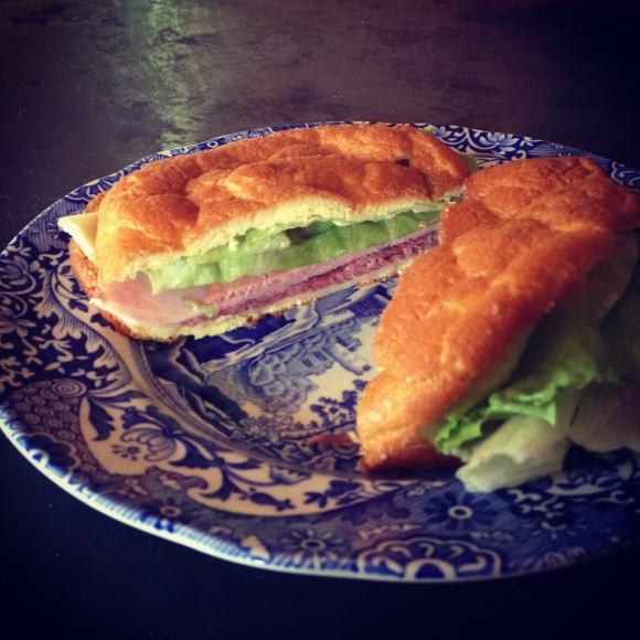 oopsie sandwich